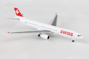 Swiss International Airbus A330-300 HB-JHI Herpa 523134-003 scale 1-500