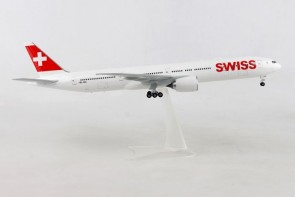Swiss International Airlines Boeing 777-300 Herpa 559317 scale 1:200
