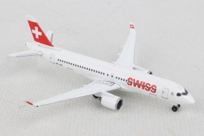 Swiss CS300 Bombardier (A220-300) Registration HB-JCB 532877 scale 1:500