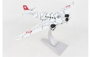 Swiss JU52 D-2600 Tanrmustera Reg: A-702 Corgi CG36902 AA36902 scale 1:72