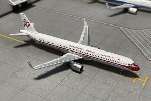 TAP Portugal Airbus A321neo CS-TJR Winglux Panda Model scale 1:400