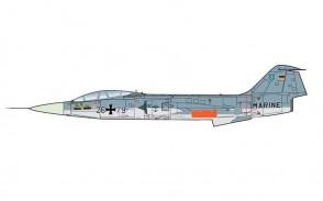 TF-104G Starfighter MFG 2, Marineflieger, 1985 Hobby Master HA1062 scale 1:72
