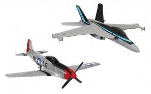 Top Gun II P-51D & Mustang & F-18 Corgi CG90683 scale N/A