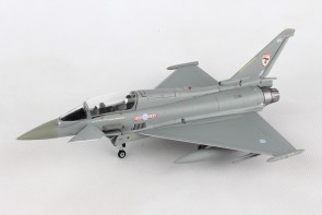 Trainer RAF Eurofighter Typhoon T3 No 29 Sqn ZJ810 Herpa 580298 scale 1:72