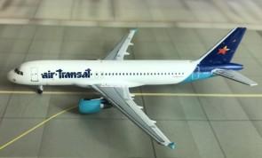 Air Transat Airbus A320 O/C Reg# F-GRSH AC19308 Aero Classics Scale 1:400