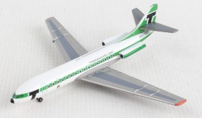 Transavia Holland Sud Aviation Caravelle PH-TRO Herpa die-cast 533997 scale 1:500