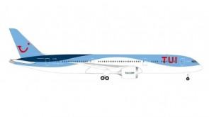 TUI Boeing 787-9 Dreamliner Herpa Wings 534642 scale 1:500