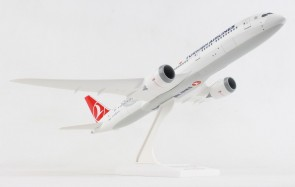 Turkish Airlines Boeing 787-9 with stand Skymarks SKR1079 scale 1:200