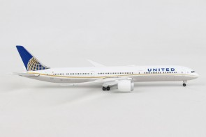 United Airlines Boeing 787-10 Dreamliner Herpa wings 533041 scale 1:500