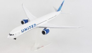 United Boeing 787-10 Dreamliner N12010 new livery Herpa 570848 scale 1:200