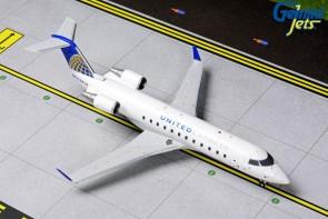 United Express CRJ-200 N430AW Gemini 200 G2UAL795 scale 1:200
