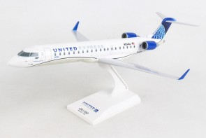 United Express CRJ-550 N504GJ new livery Skymarks SKR1051 scale 1:100