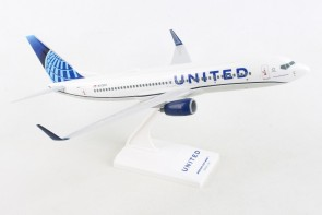 United New Livery Boeing 737-800 N37267 Skymarks Lite SKR4003 Scale 1:200