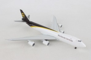 UPS Airlines Boeing 747-8F N607UP Herpa 531023-001 scale 1-500