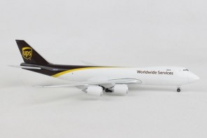 UPS Airlines Boeing 747-8F N607UP Herpa 531023-001 scale 1:500