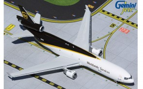 UPS Airlines McDonnell Douglas MD-11F N281UP Gemini Jets GJUPS1991 scale 1:400