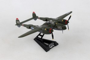 US Army Air Forces P-38 Lightning Cap. V.E. Jett Herpa 580243 Scale 1:72