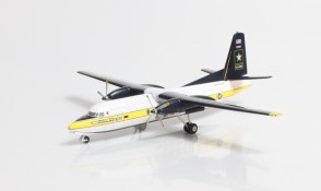 Golden Knights parachute team US Army Fairchild F-27 51607 Aeroclassics Aero200  AC219731 scale 1:200