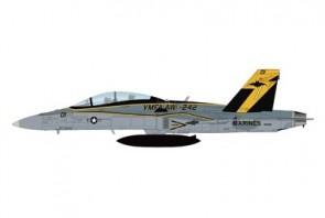US Marines F/A-18D Hornet VMFA(AW)-242 Yokota AB August 2020 Hobby Master HA3560 scale 1:72