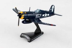 US NAVY Corsair F4U 167 USN Postage Stamp PS5356-4 scale 1-100