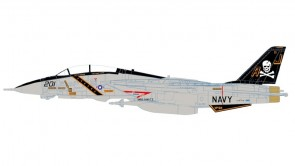 "US Navy F-14 Tomcat VF-84 ""Jolly Rogers""  Air Force 1 models AF1-0143A scale 1:144"