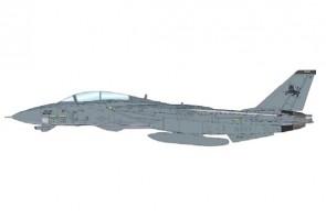US Navy F-14A Tomcat USS Theodore Roosevelt, Persian Gulf 2006 Hobby Master HA5249W scale 1:72