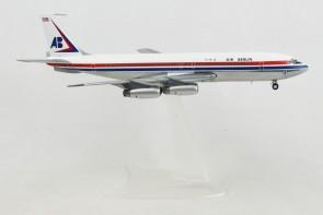 USA Air Berlin Boeing 707-320 Herpa Wings 559911 scale 1:200