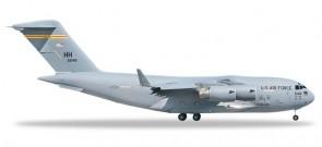 USAF Boeing C-17A