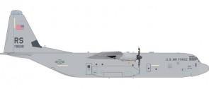 Last one! USAF C-130J-30 Super Hercules RS78608 Ramstein AB 559461 1:200