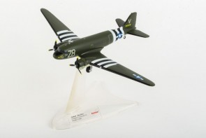"USAF C-47A Skytrain ""Tico Belle"" Normandy 1944 559744 scale 1:200"