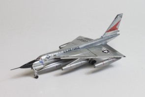 USAF Convair B-58A Hustler 43rd Bombardment Wing Carswell Air Base 59-2430 Herpa die cast 570749 scale 1:200