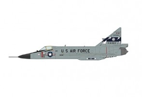 USAF F-105A Delta Dagger 196 FIS 163 FIG California ANG early 1970s Hobby Master HA3115W scale 1:72