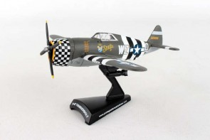 USAF P-47 Thunderbolt SNAFU by Postage Stamp Models PS5359-3 scale 1-100