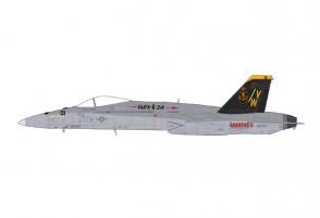 USMC F/A-18A Hornet VMFA-314 2019 HA3562W Hobby Master HA3562W scale 1:72