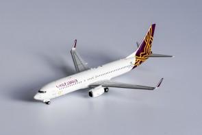 Vistara Boeing 737-800w VT-TGG die-cast NG Models 58105 scale 1:400
