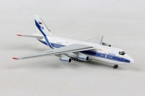 Volga-Dnepr Antonov AN-124 25th Anniversary RA-82047 Herpa 518642-001 scale 1:500