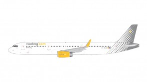 Vueling Airbus A321 Sharklets Reg: EC-MLM Gemini 200 G2VLG687 scale 1:200