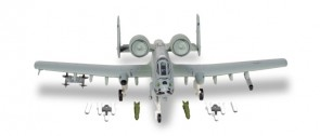 Weapon Accessories for A-10 Thunderbolt Herpa 558983 Scale 1:200