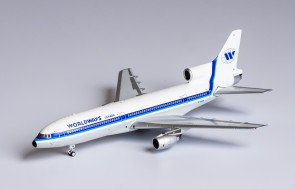 Worldways Canada Lockheed L-1011-100 Tristar C-GIES die-cast NG Models 31021 scale 1:400