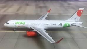 VivaAerobus A320 (Sharklets) Reg VA-VAR 11420 Phoenix Scale 1:400