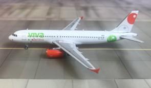 VivaAerobus A320 Reg VA-VAZ 11421 Phoenix Scale 1:400