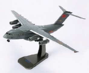 Y-20 Kungpeng Chinese Air Force die-cast AirForce1 model AF1-0158 scale 1:130