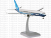 Boeing House 737max10 with stand and gears HG11243G scale 1:200