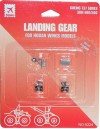 Landing Gear for Hogan Wing Models Boeing B737-300/400/500 HG5224 Scale 1:200