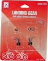Landing Gear for Hogan Wing Models Airbus A319 HG5262 Scale 1:200