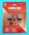 Landing Gear for Hogan Wing Models Airbus A340 HG5286 Scale 1:200