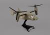 V-22 Osprey by Postage Stamp Models PS5378-1 scale 1:150