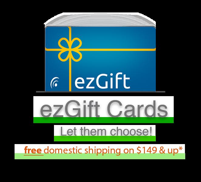 ezGift Cards!
