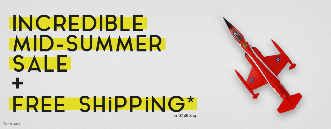 The Incredible Mid-Summer Sale!